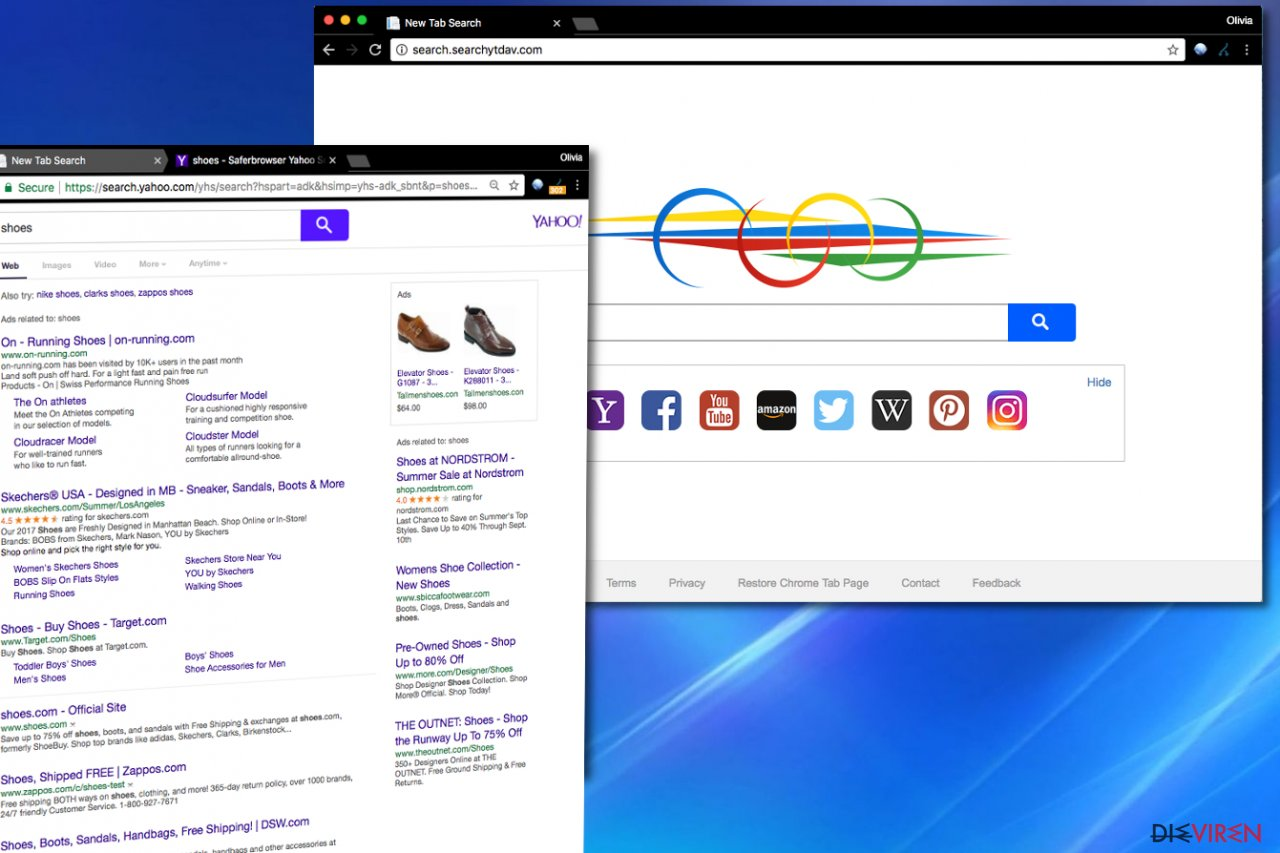 Search.searchytdav.com virus