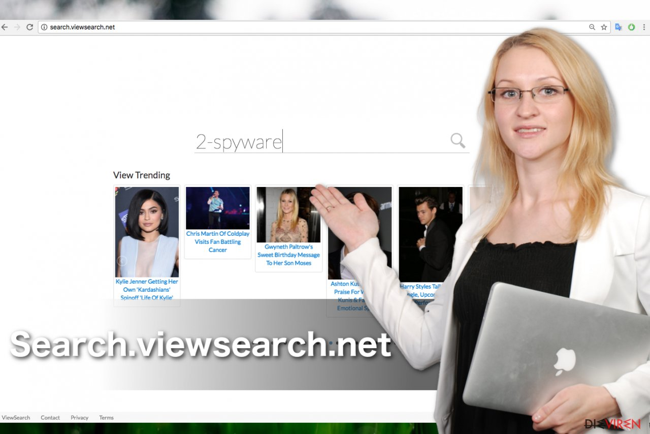 Screenshot Search.viewsearch.net-Browser-Hijacker