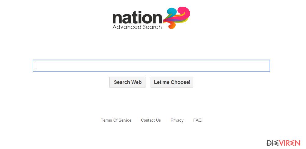 Searchsafer.com-Weiterleitungsvirus-Screenshot