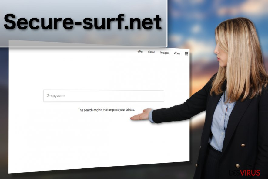 Abbildung Secure-surf.net-Virus