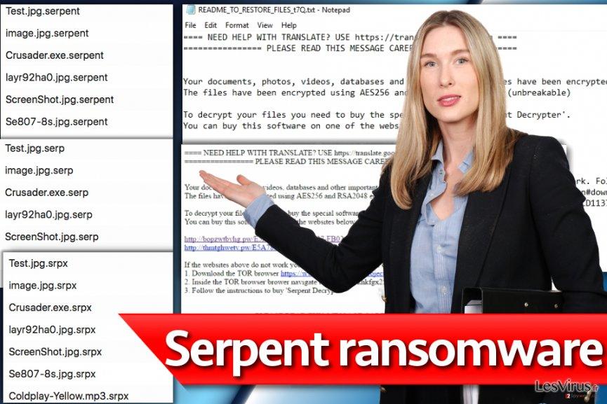 Serpent-Screenshot