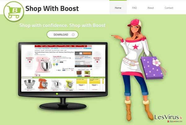 Shop-with-Boost-Virus-Screenshot