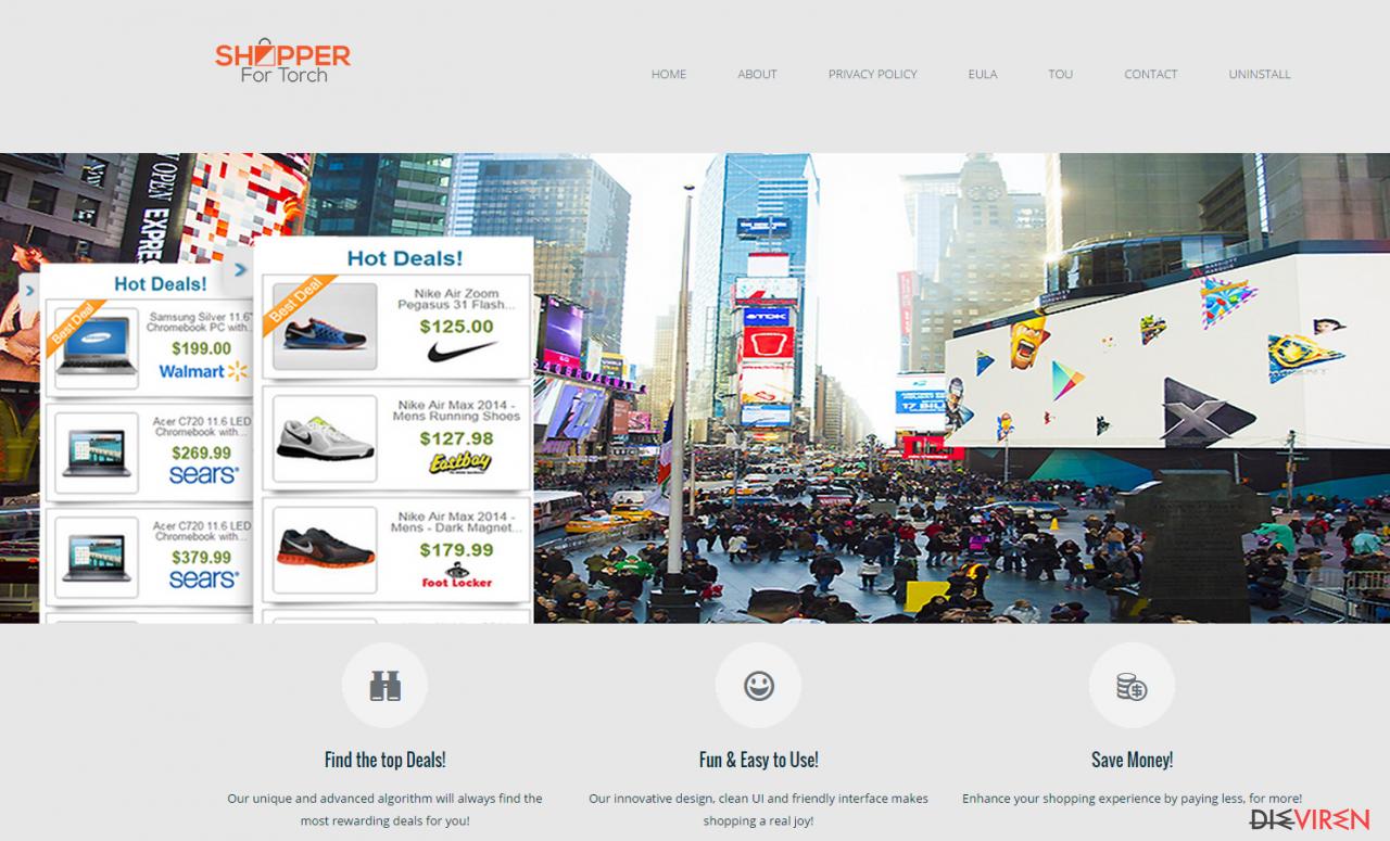 Shopper for Torch-Screenshot
