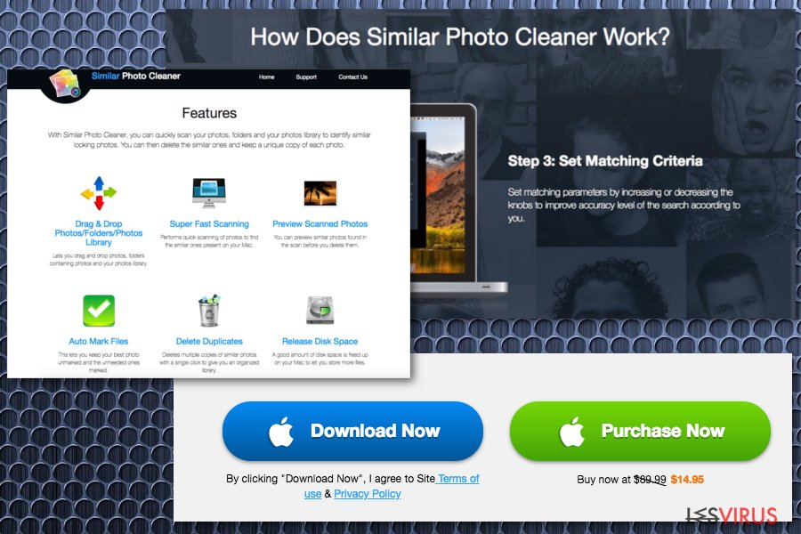 Tool Similar Photo Cleaner