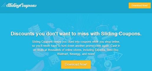 Sliding Coupons-Screenshot