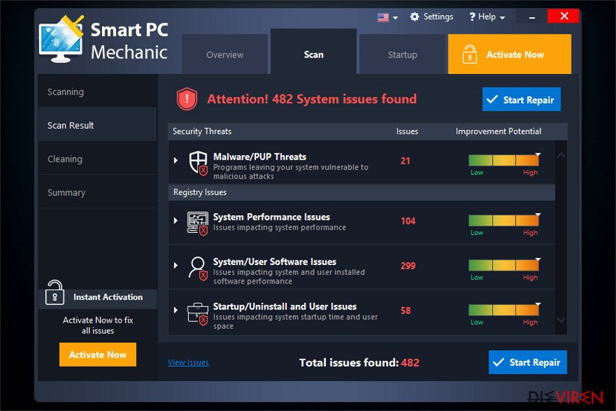 Smart PC Mechanic-Software