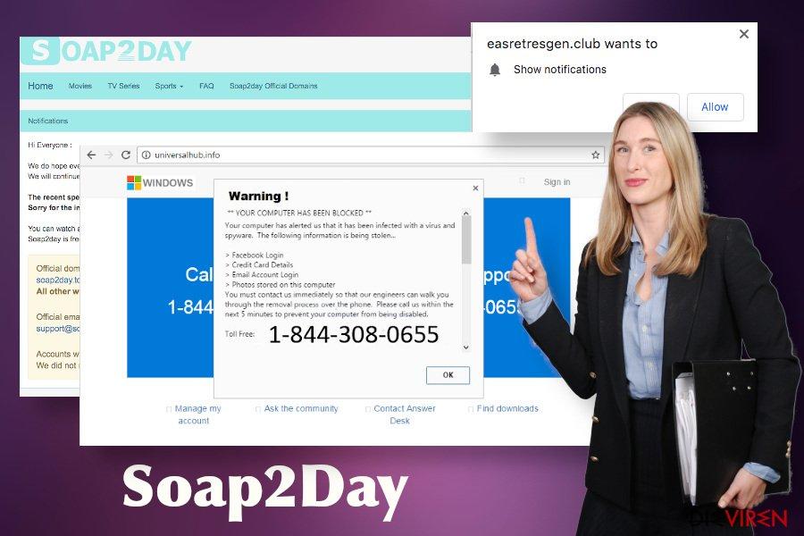 Soap2Day-Virus