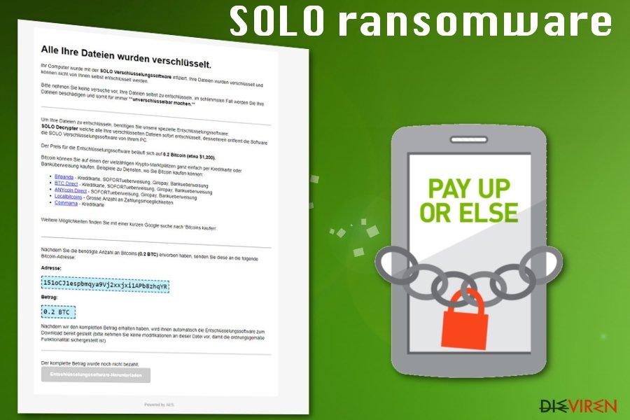 SOLO-Ransomware