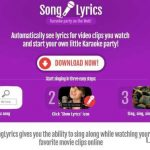 SongLyrics-Screenshot