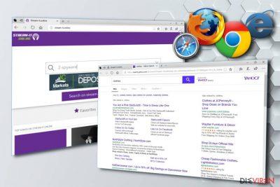 Browser-Hijacker Stream-it.online.com