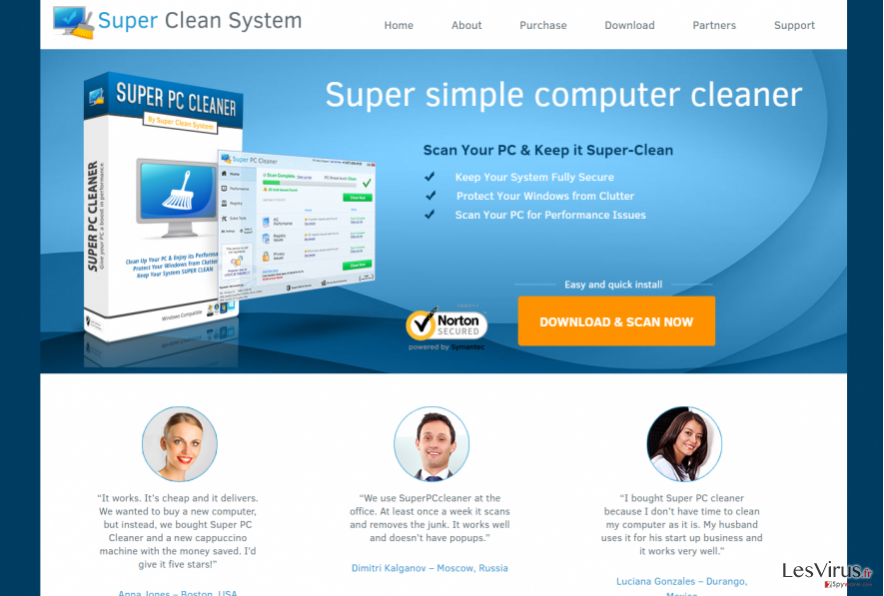 Super PC Cleaner