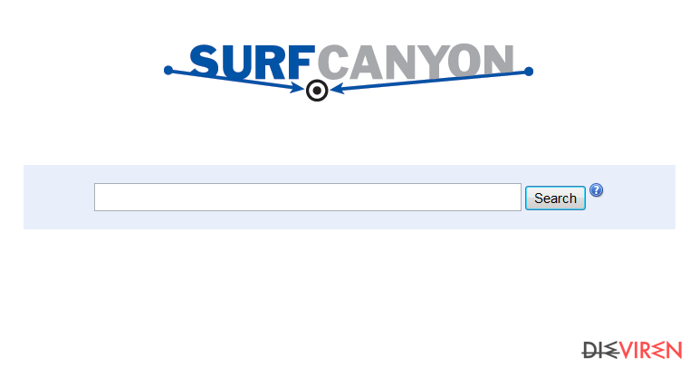Surf Canyon-Screenshot