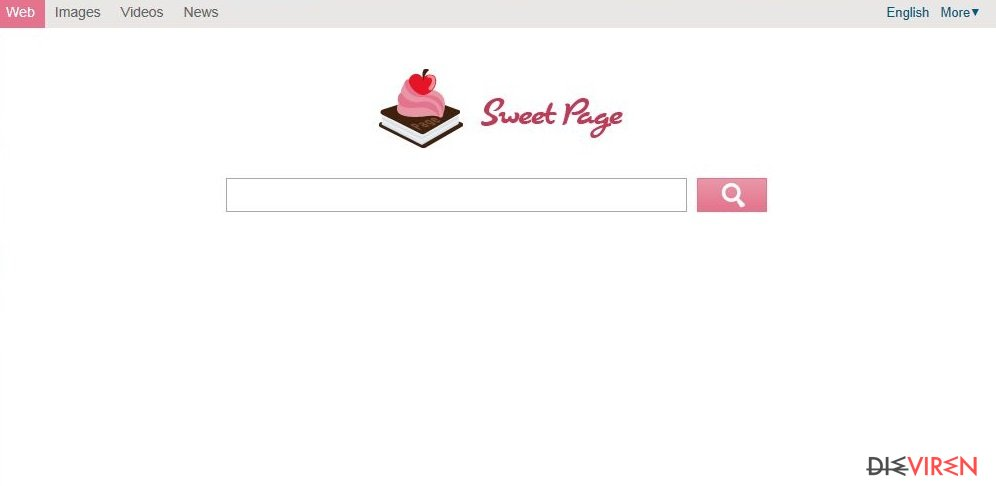 Sweet-page.com-Screenshot