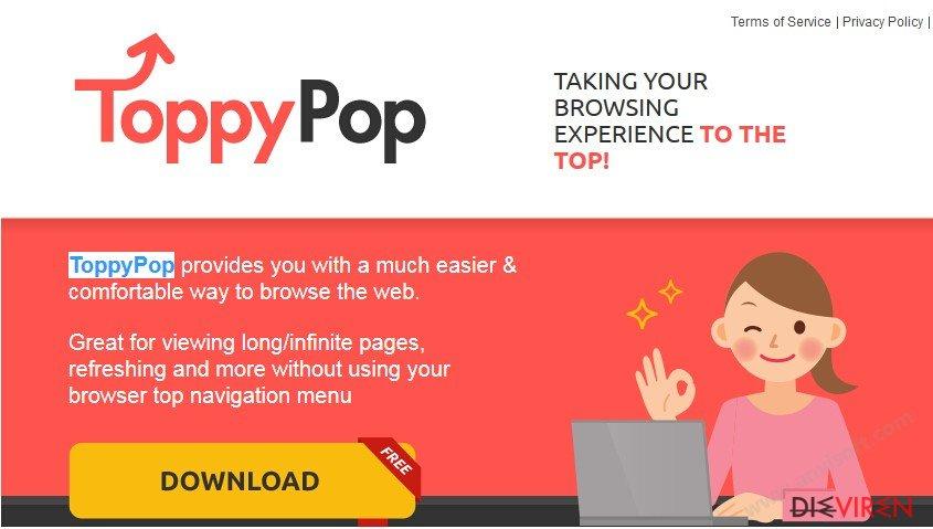 ToppyPop-Screenshot
