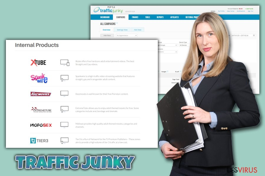 Traffic-Junky-Adware