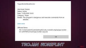 Trojan Woreflint