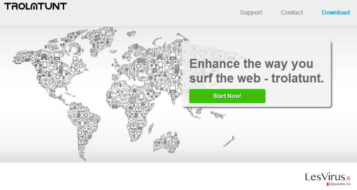 Angebote und Anzeigen von Trolatunt-Screenshot