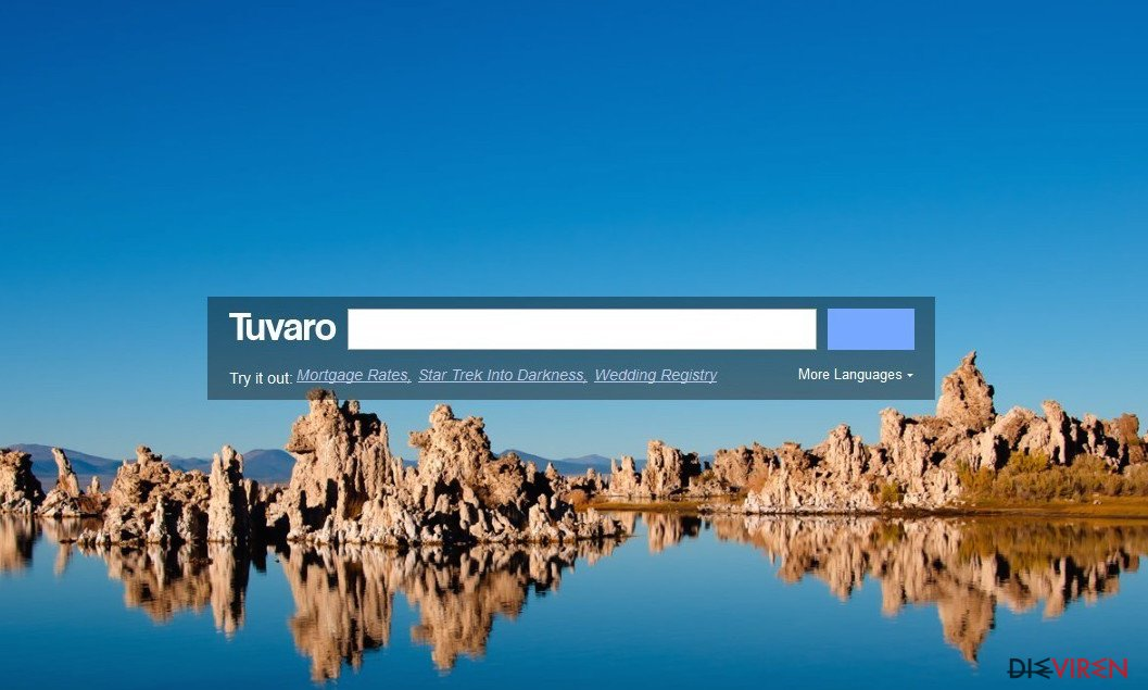 Tuvaro-Virus-Screenshot