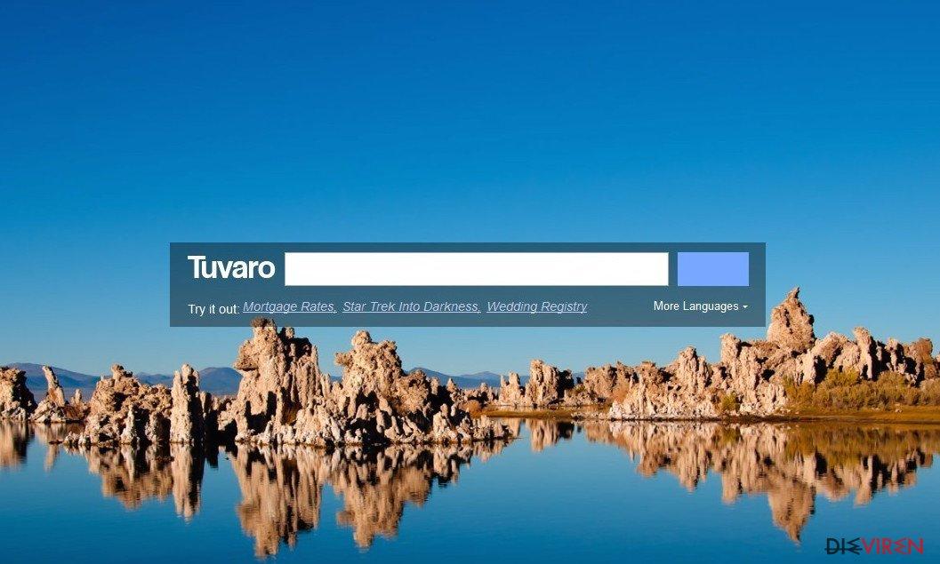 Tuvaro-Virus-Screenshot