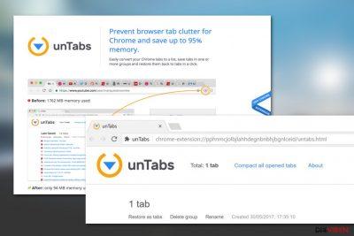 UnTabs-Virus