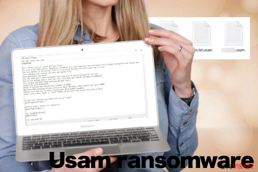 Der Usam-Virus