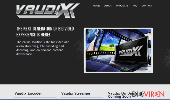 Vaudix-Screenshot