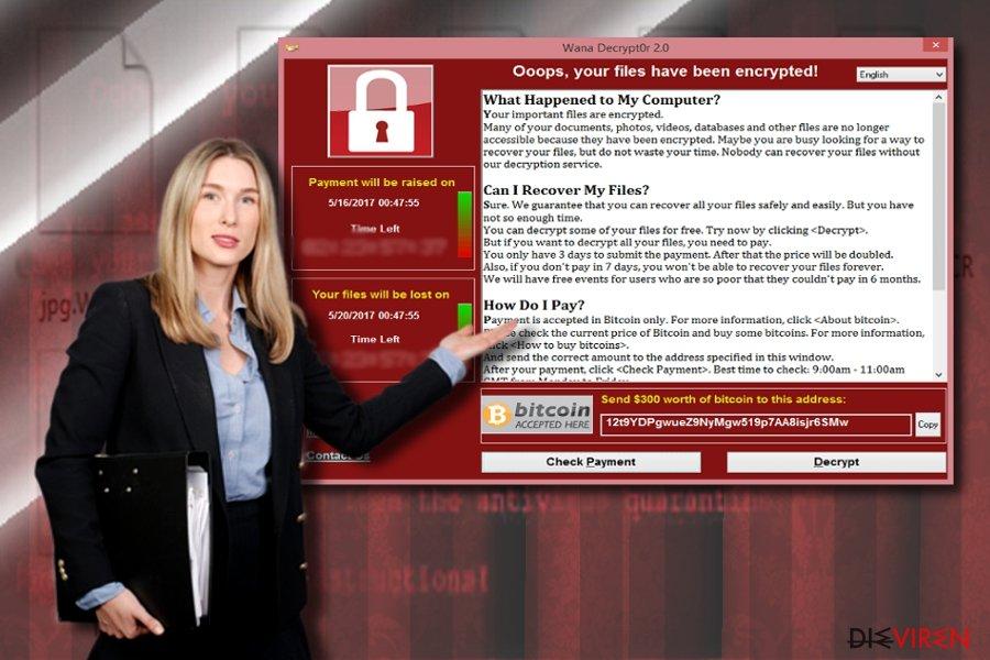 WannaCry 3.0 und WannaCry-Erpresserbrief