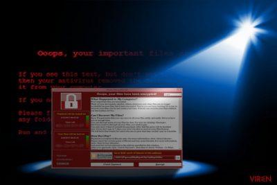 Abbildung WannaCry 3.0
