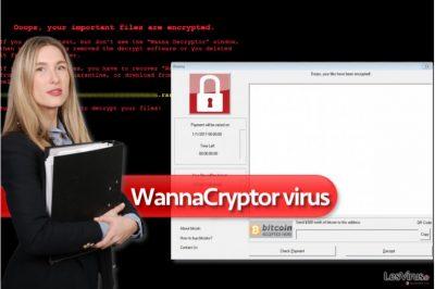 WannaCryptor-Virus
