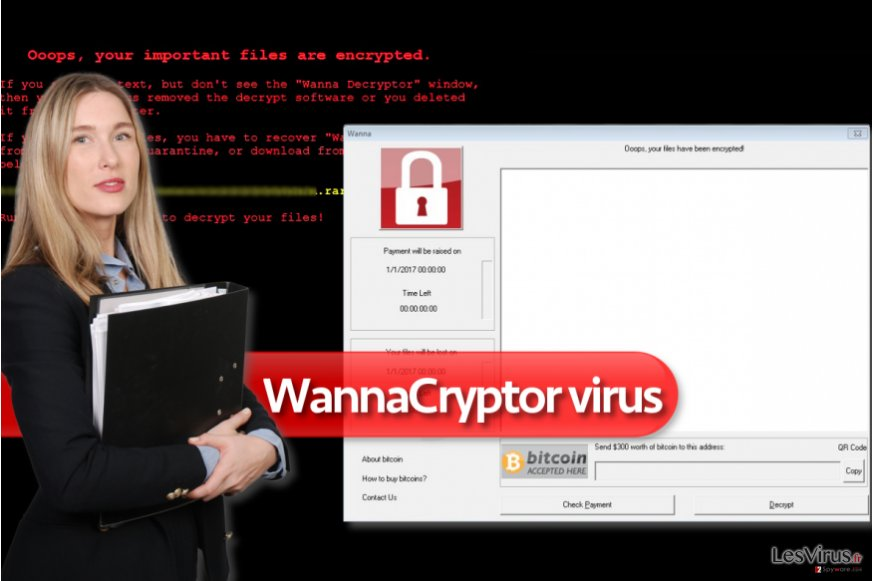 WannaCryptor-Virus