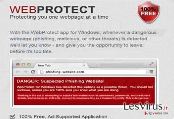 Web-Protect-Virus-Screenshot