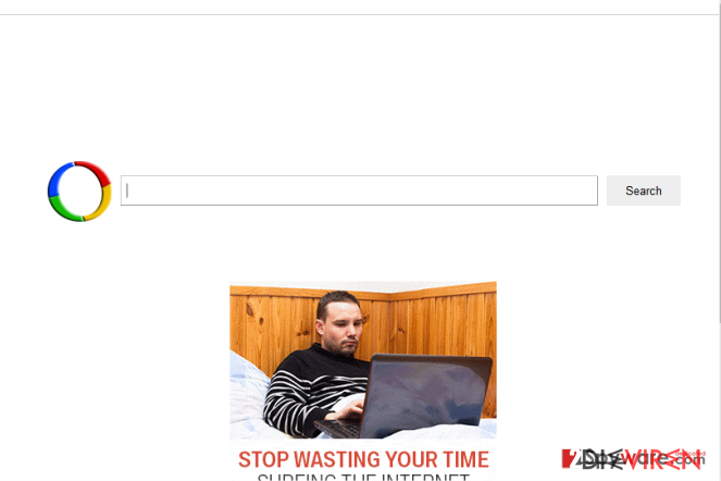 Websearch.pu-results.info-Screenshot