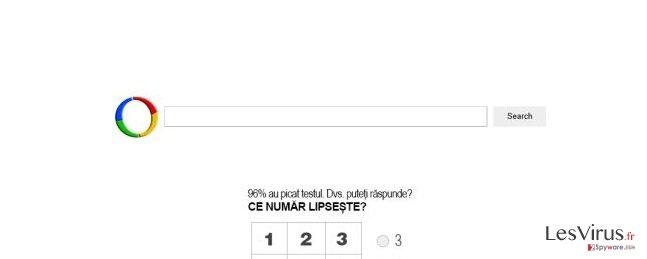 Websearch.searchfix.info-Virus-Screenshot