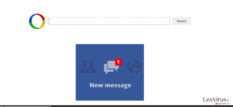 Websearch.searchandfly.info-Screenshot