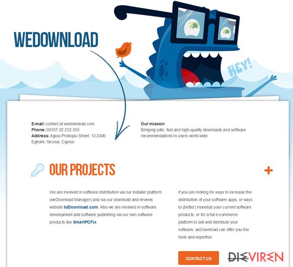 WeDownload Manager-Screenshot