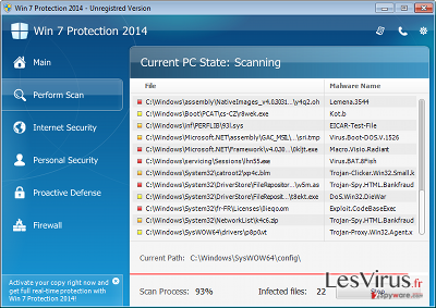 XP Protection 2014-Screenshot