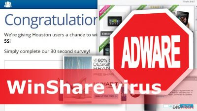 Abbildung WinShare-Virus