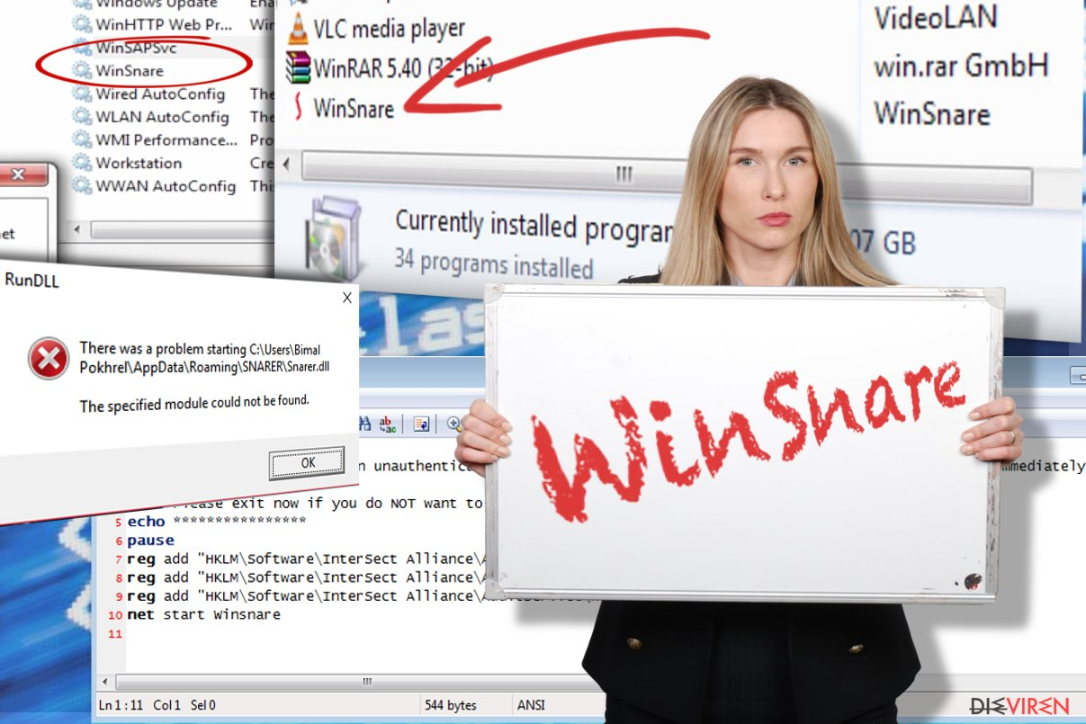WinSnare virus