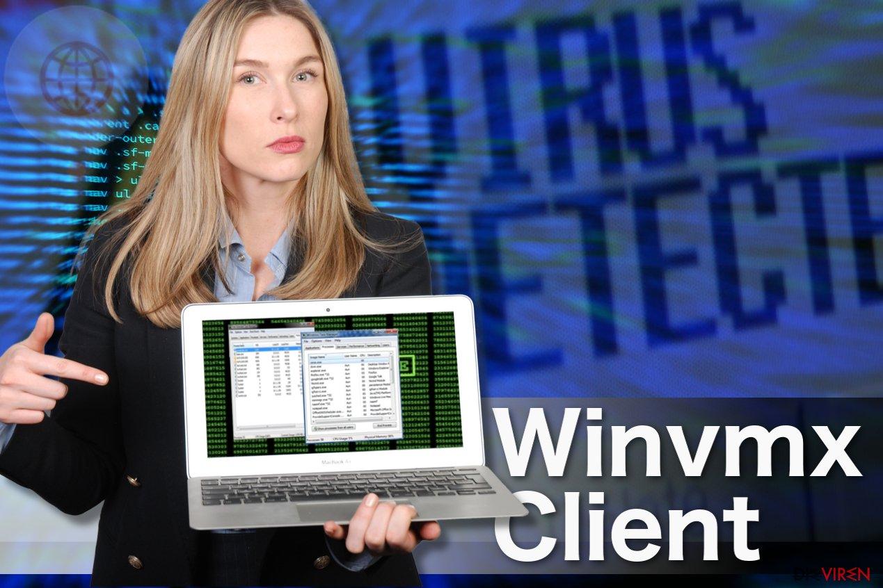 Abbildung Winvmx-Client-Virus