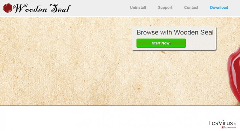 Wooden Seal-Screenshot
