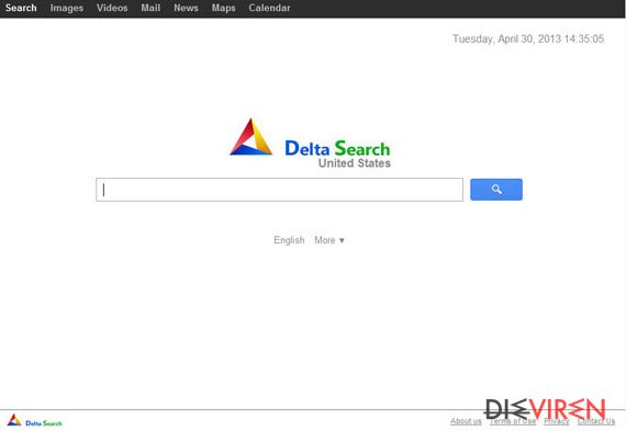 yhs.delta-search.com-Screenshot