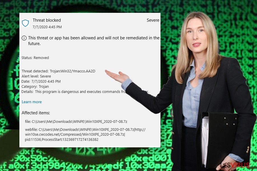 Ymacco Malware
