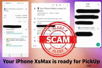 Ihr iPhone Xs Max steht zur Abholung bereit