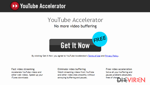 Youtube Accelerator-Screenshot