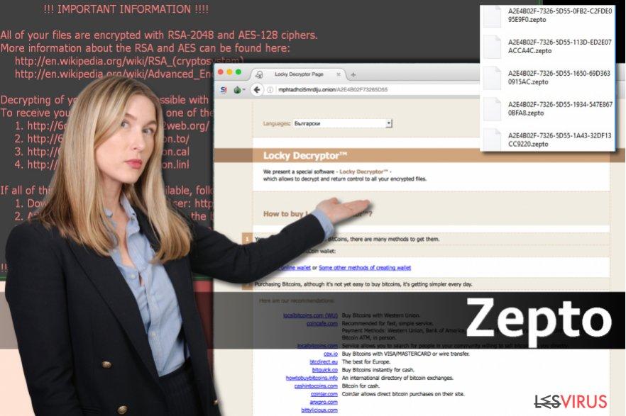 Zepto-Virus