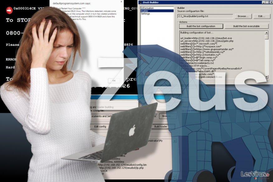Abbildung Zeus-Virus